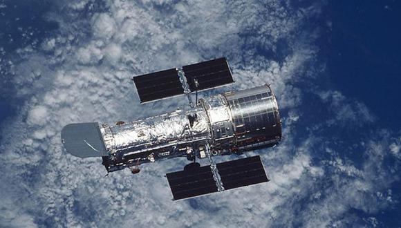 Descubre en Twitter qué graba telescopio Hubble en tiempo real