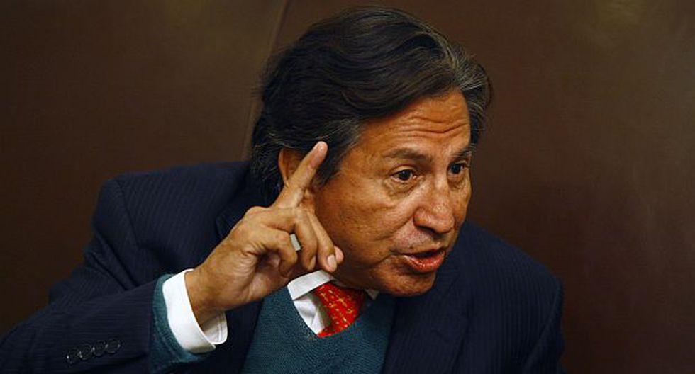 """Alejandro Toledo: """"No debe haber una política del joven barato"""""""
