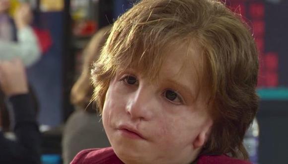 Auggie Pullman es un niño de 10 años que tiene una rara deformidad facial médica llamada Síndrome de Treacher Collins, lo cual lo lleva ser víctima de burlas en su colegio (Foto: Lions Gate Entertainment)