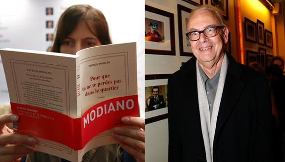 """Patrick Modiano """"tiene una timidez enfermiza"""", dice su editor"""