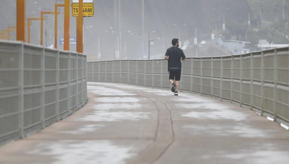 En Lima Oeste, la temperatura máxima llegaría a 19°C, mientras que la mínima sería de 17°C. Foto: (GEC)