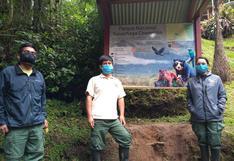 Guardianes anticovid de la selva peruana: guardaparques en tiempos de pandemia
