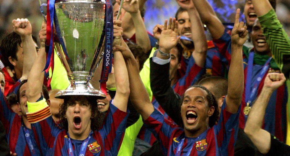 Carles Puyol, el defensor español que enfrentó a los mejores - 10