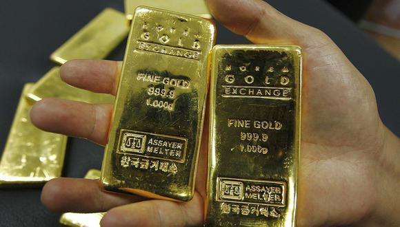 Analistas prevén que el oro puede tener dificultades supere la barrera psicológica de US$ 1,800 por la preferencia de inversionistas de refugiarse en el dólar. (Foto: Reuters)