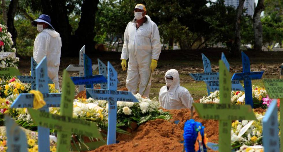 Coronavirus en Brasil | Últimas noticias | Último minuto: reporte de infectados y muertos hoy, lunes 26 de enero del 2021 | Covid-19 | AFP / MARCIO JAMES