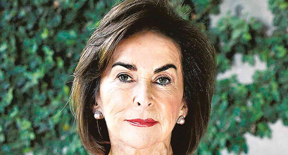 La empresaria minera Iris Fontbona es la persona más millonaria en Chile. Cuenta con una fortuna calcula en US$15,8 mil millones. (Foto: Clarin.cl)