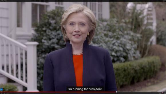 Este es el pensamiento de Hillary Clinton en temas clave