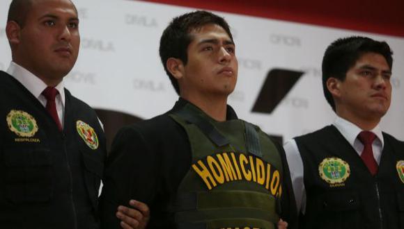 Marco Arenas pidió cambiar delito de parricidio tras ADN