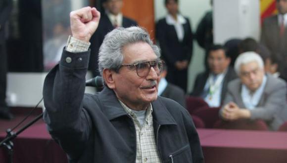 Abimael pretendía alcanzar la amnistía por el sistema electoral