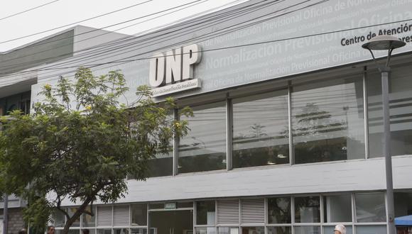 """La ONP está en contra de la propuesta de """"retiro"""" del Congreso. (Foto: GEC)"""