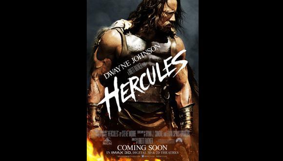 """""""Hércules"""": nuevo afiche del filme"""