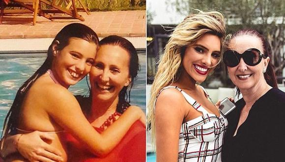 Lele Pons festeja a su madre por su cumpleaños en sus redes sociales. (Foto: Instagram  lelepons)