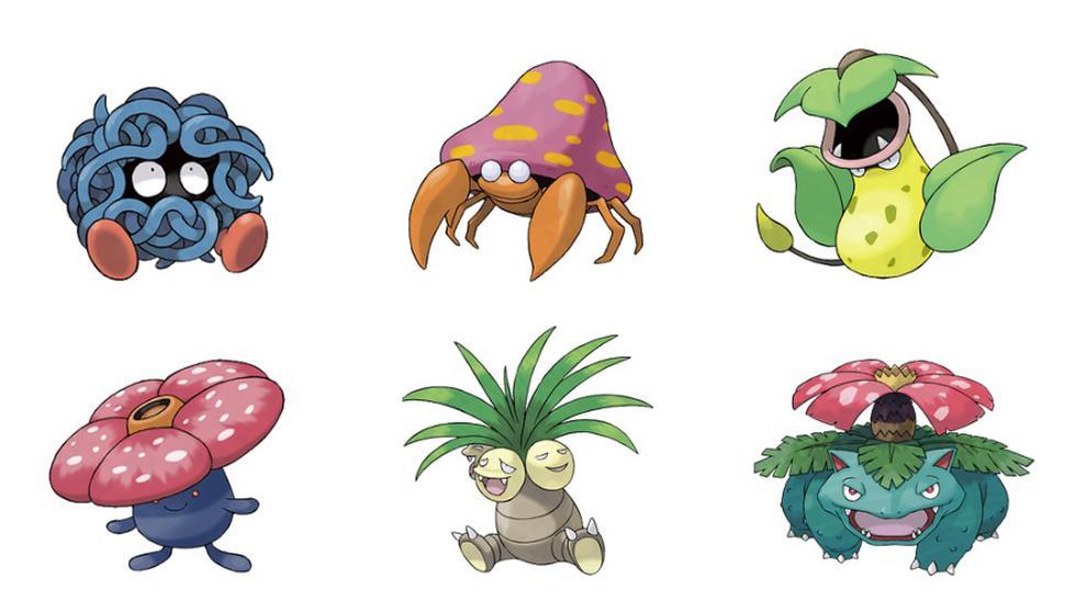 Pokémon Go: las criaturas tipo planta más poderosas del juego - 1