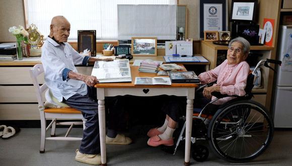 Según la menor de las hijas, Hiromi Sano, de 67 años, el anciano andaba mal de salud en los últimos años. (Foto: Reuters)