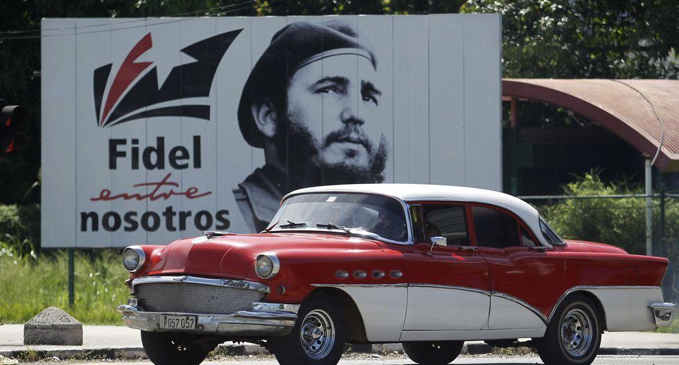 Revolución cubana: 10 anacronismos que perviven tras el levantamiento con el que Fidel Castro cambió Cuba en 1959. (EFE).