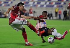 River Plate empató 1-1 Junior por Copa CONMEBOL Libertadores