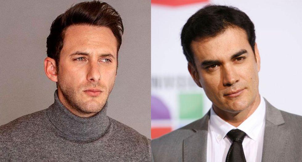 """Sebastián Zurita debía protagonizar el remake de """"Cañaveral de pasiones"""", pero a última hora fue reemplazado por David Zepeda (Foto: Instagram / AFP)"""