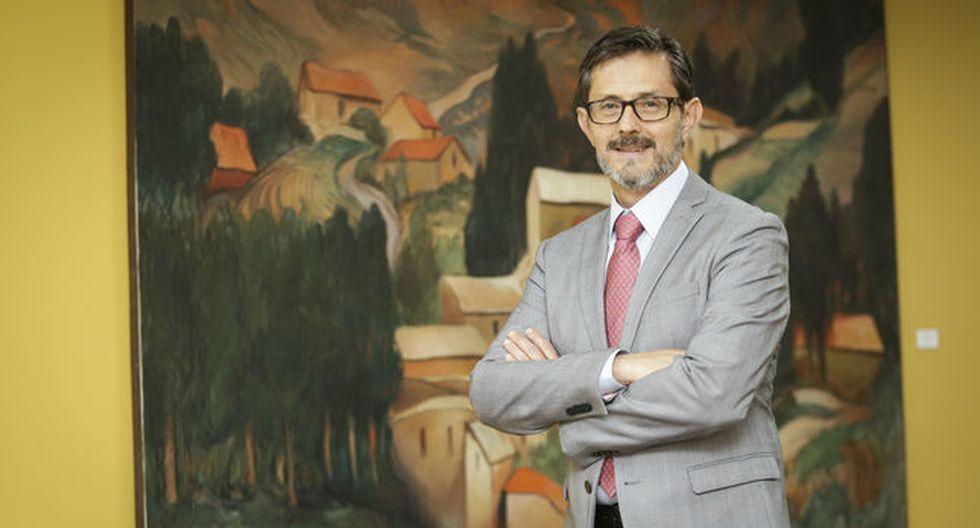 Cortés es historiador de profesión. (Foto: Mincetur)