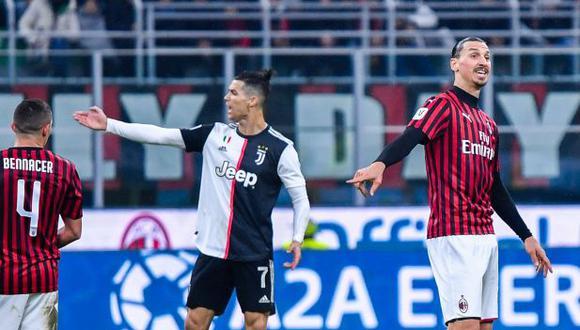 CONFIRMADO: con Cristiano Ronaldo, fútbol italiano vuelve con las semifinales de la Copa Italia el 12 y 13 de junio