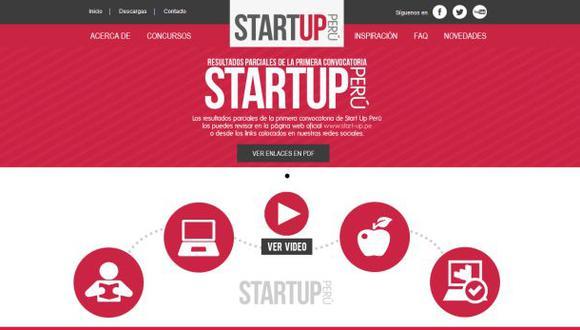 48 emprendimientos tecnológicos compiten por fondo Startup Perú