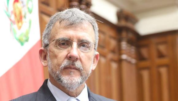 Se trata de Hugo Fernando Rovira Zagal, quien ya había ocupado el cargo entre el 27 de julio de 2015 y el 10 de agosto de 2016. (Foto: Congreso)