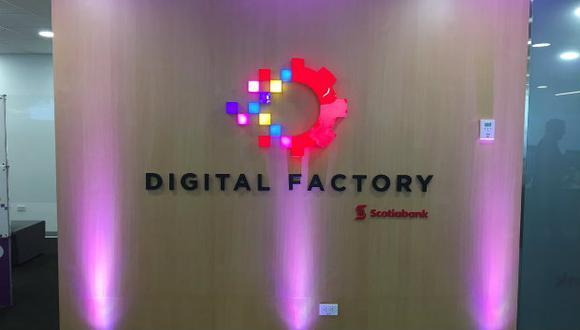 Scotiabank Digital Factory