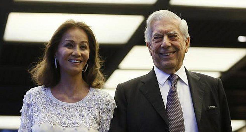 Isabel Preysler y Vargas Llosa comunican a sus familias que se casan en 2017