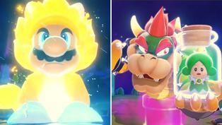 Videojuegos: Mario Bros 3D llega a Nintendo Switch