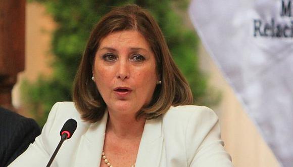Canciller Rivas negó que haya recibido nota de protesta chilena