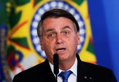"Brasil: Jair Bolsonaro insiste en que la pandemia del coronavirus fue ""superdimensionada"""