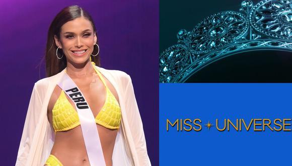 Janick Maceta, Miss Perú, ingresó a cuartos de final. (Fotos: Janick Maceta en Instagram/ Miss Universo)