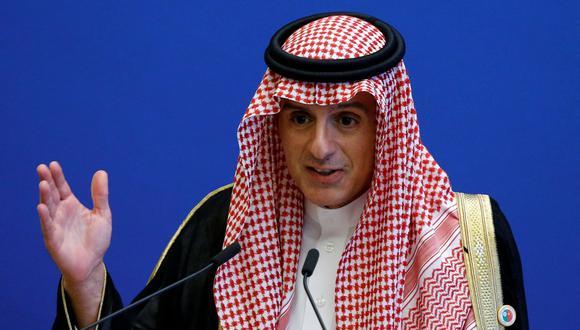 Jamal Khashoggi: canciller saudita Adel al-Jubeir dice desconocer dónde está el cuerpo del periodista. (Reuters).