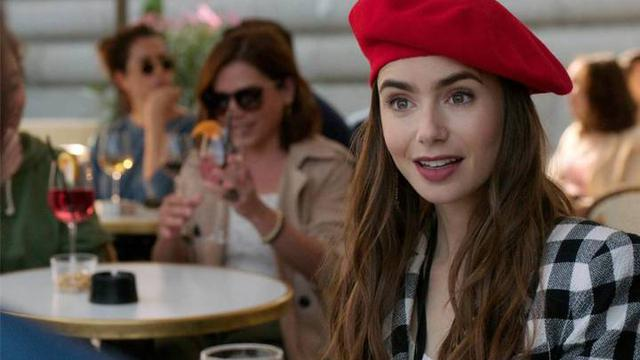 Lily Collins es una actriz y modelo británica-estadounidense. Es hija del músico Phil Collins (Foto: Netflix)