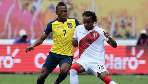 Perú y Ecuador se enfrentan esta tarde por la fecha 4 del Grupo B.