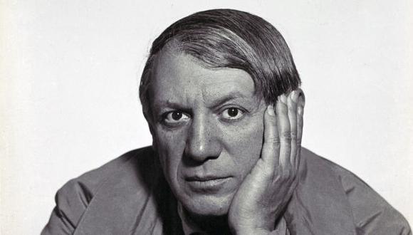 """""""Paisaje mediterráneo"""", la obra de Picasso que bate récords"""