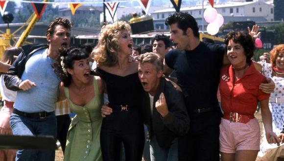 Grease cuenta la historia de amor del rebelde Danny Zuko (John Travolta) y la inocente Sandy Olsson (Olivia Newton-John). (Foto: Paramount Pictures)