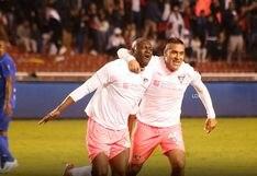 Liga de Quito derrotó 2-0 a Delfín y se acerca al título de la Copa Ecuador