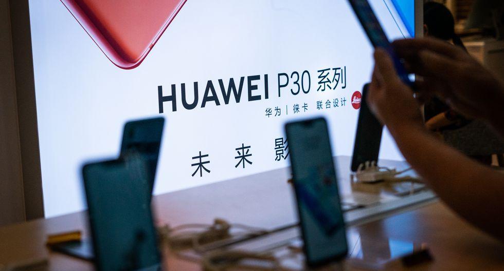 Estos son los mejores celulares de Huawei  2019 que utilizan Android, el sistema operativo de Google