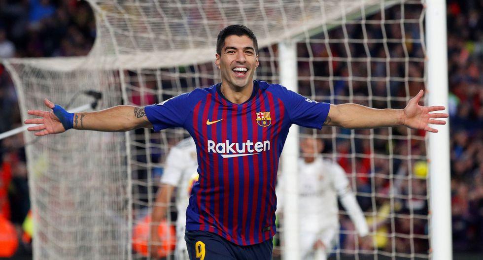 """Luis Suárez íntimo: su relación con Messi, la mano en Sudáfrica 2010 y la que él considera como """"una de las mejores hinchadas"""" [Foto: AFP]"""