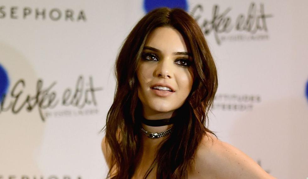 Kendall Jenner compartió la imagen que motiva este artículo en Instagram Stories. (AFP)