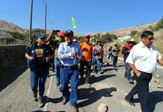 Moguegua: Gobernador regional se ofrece como mediador en conflicto por Quellaveco