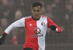 """Renato Tapia se despidió de Feyenoord: """"Jugar la Champions fue un sueño hecho realidad"""""""