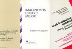 Francisco Sagasti: diez libros del presidente de la República que explican su forma de pensar | FOTOS