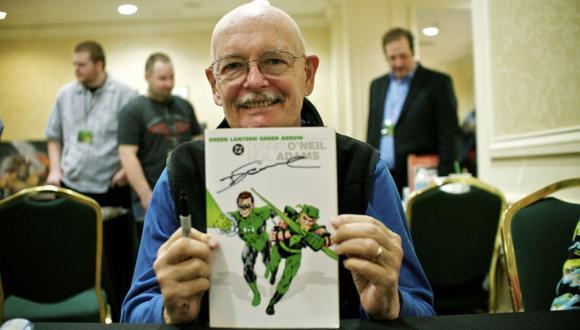 Dennis O'Neil, guionista clave de DC Comics, falleció a los 81 años. (Foto: DC)