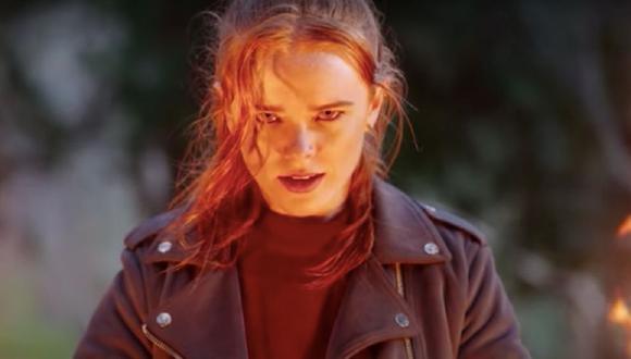 "Abigail Cowen interpreta a Bloom en ""Destino: La Saga Winx"" (Foto: Netflix)"