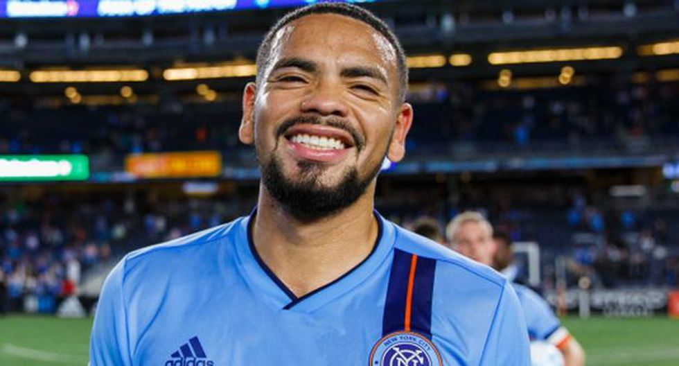 Alexander Callens jugó todo el partido en la victoria de New York City sobre Los Angeles Galaxy. (Foto: New York City)