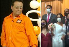 """El wasap de JB"": Jorge Benavides anuncia parodia de la boda privada de Kenji Fujimori"