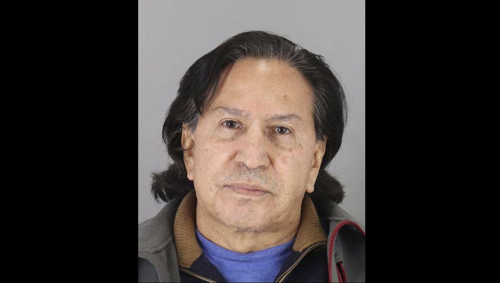 Alejandro Toledo se encuentra detenido en Estados Unidos luego que la justicia de dicho país inició el proceso para evaluar su extradición por el Caso Odebrecht. (Foto: Agencias)