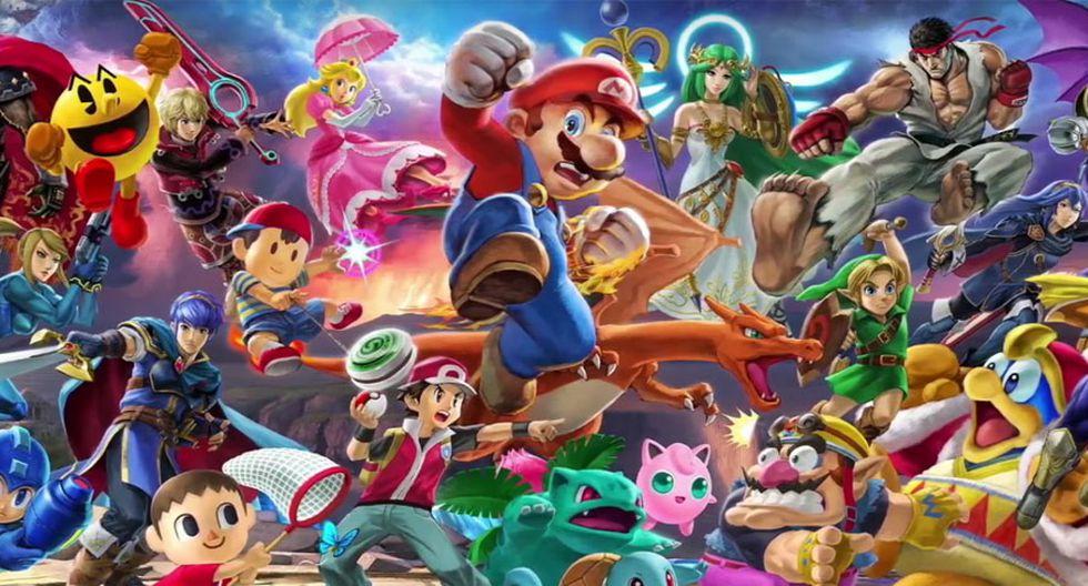 Super Smash Bros. Ultimate salió a la venta en diciembre de 2018 y en tiendas especializadas se encuentra a S/. 249,90. (Difusión)