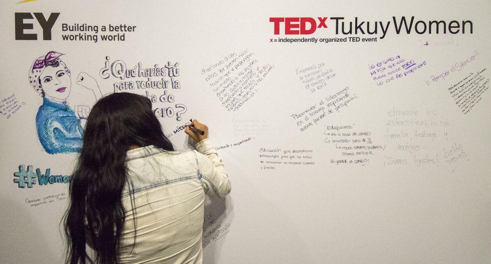 (Fotos: Luis Miguel Guillen y Claudine Ribillard/ TEDxTuckuy)
